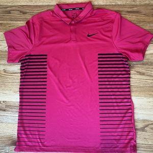 Nike Golf Men's dri-fit polo Size XL